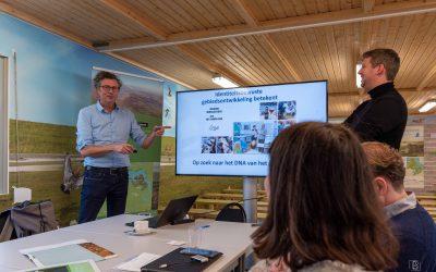 Presentatie voor het Grensdlandpark 3 gemeentes presentatie: met leden