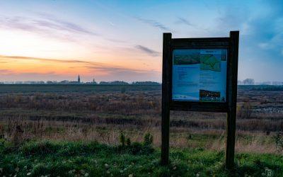 Presentatie voor het Grensdlandpark 3 gemeentes foto: landschap